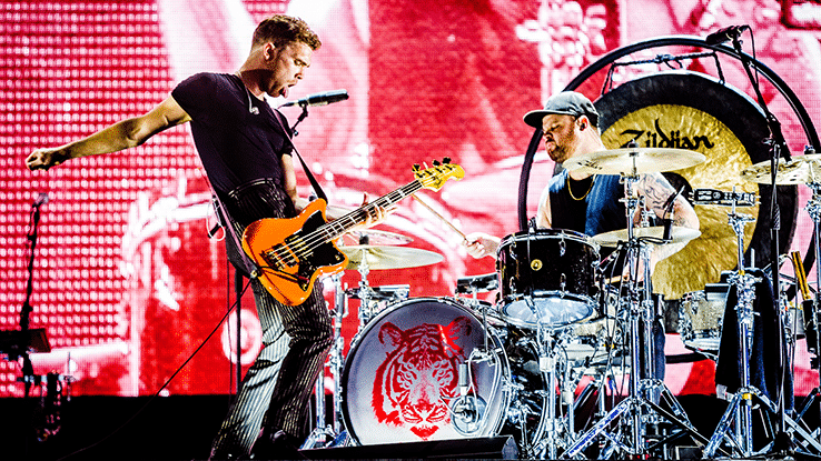 Royal Blood op Lowlands 2019